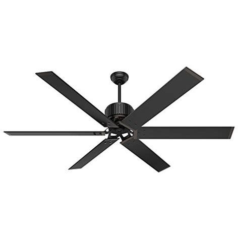 72 inch ceiling fan hunter 59136 industrial 72 quot ceiling fan with 6 aluminum