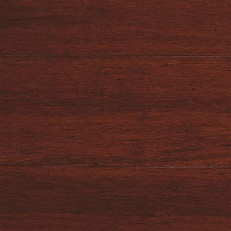 Home Decorators Collection Strand Woven Mahogany 3/8 in. T