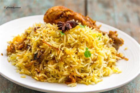 cuisine dishes easy chicken dum biryani flavor quotient