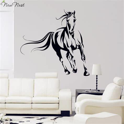 Aliexpresscom  Buy Wild Horse Wall Decal Vinyl Stickers