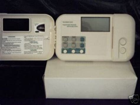 carrier tstatccpac01 b programmable thermostat gas elec