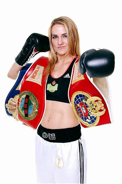 Nicole Wesner Wibf Diafana Salazar Dom Boxingfederation