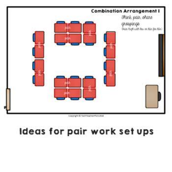 classroom seating chart  tech teacher pto teachers