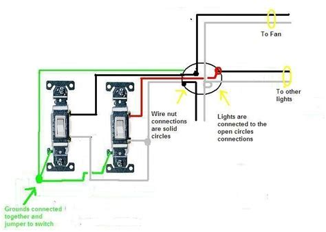 Double Wall Switch Wiring Diagram Fuse Box