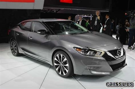 New 2018-2019 Nissan Maxima Update