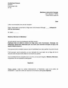 Edf Résiliation Contrat : modele lettre resiliation electricite ~ Medecine-chirurgie-esthetiques.com Avis de Voitures