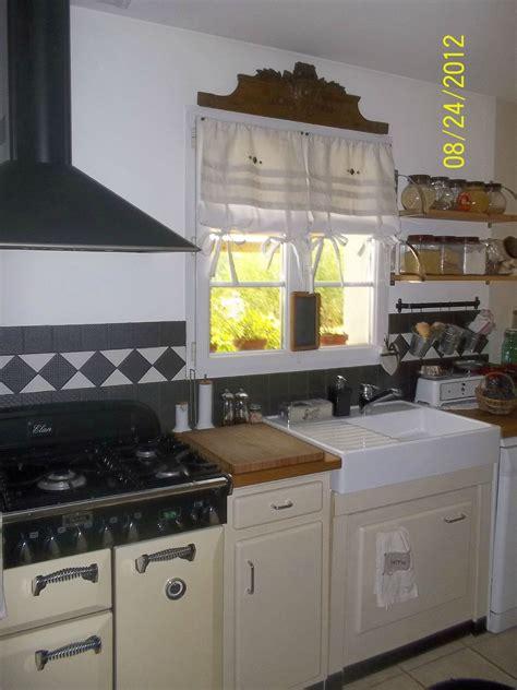 rideau cuisine rideau pour cuisine images