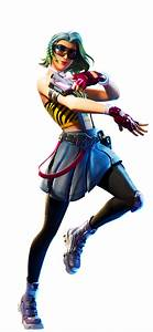 Fortnite Cameo Vs Chic Skin - Character  Png  Images
