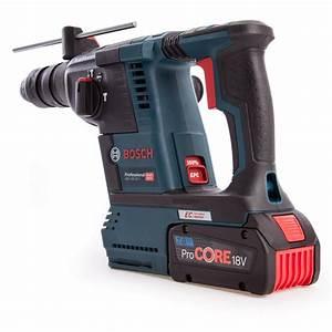 Bosch Pro 18v : toolstop bosch gbh 18v 26 f brushless cordless rotary ~ Carolinahurricanesstore.com Idées de Décoration
