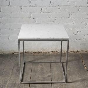 Couchtisch Mit Marmorplatte : lapis couchtisch aus metall und marmor notoria ~ Michelbontemps.com Haus und Dekorationen