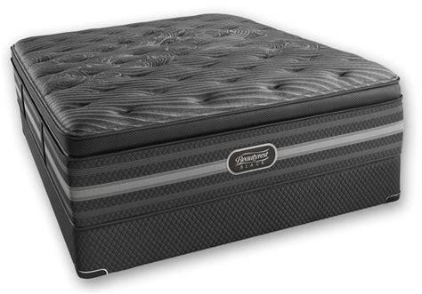 simmons king mattress simmons beautyrest black mattress set 700730109 1060
