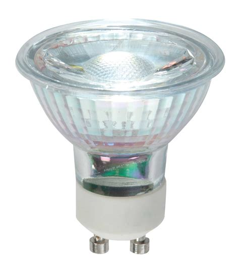 saxby gu led light bulb  dimmable  cool white