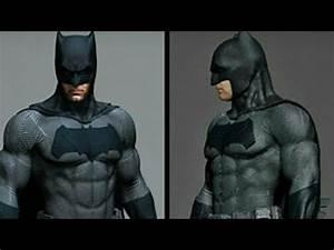 The Ben Affleck Batsuit from Batman v Superman...LET'S SEE ...