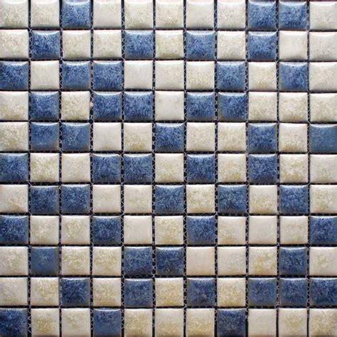 porcelain mosaic tile kitchen backsplash border modern