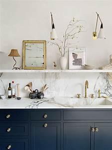 Interior, Designers, U0026, 39, Best, Open, Shelving, Kitchen, Ideas