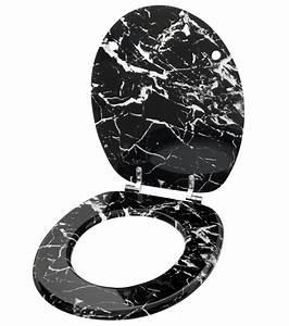 Wc Sitz Schwarz : wc sitz marmor schwarz ~ Watch28wear.com Haus und Dekorationen