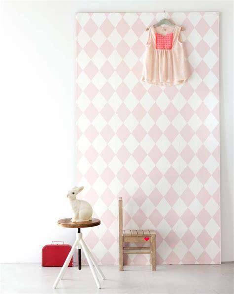 karwei roze behang voor een echte meisjeskamer