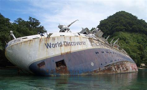11 Abandoned Ferries Ocean Liners Cruise Ships U0026 Hovercraft - Urban Ghosts Media