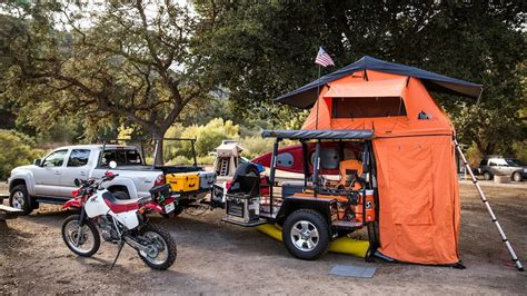 coolest custom camping trailers weve