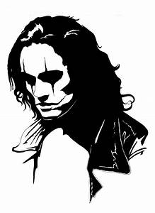 THE CROW | Eric Draven (fan art) | Illustrations ...