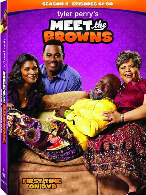 Meet the Browns DVD Release Date