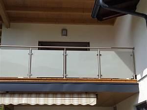Balkongeländer Glas Anthrazit : balkongel nder mit glas sofortige preisanzeige gel ~ Michelbontemps.com Haus und Dekorationen