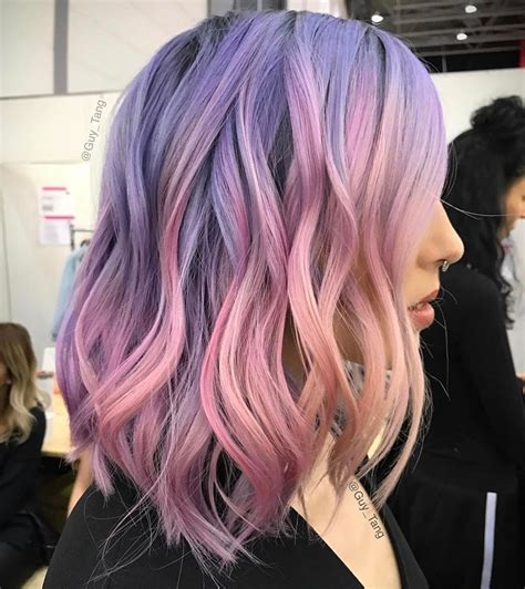 Cute Dyed Hair 18 Fashiotopia