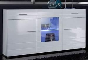 Kommode Weiß Hochglanz 150 Cm : sideboard breite 165 cm online kaufen otto ~ Bigdaddyawards.com Haus und Dekorationen