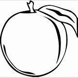 Orange Slice Clipart Black And White | 425 x 417 jpeg 34kB