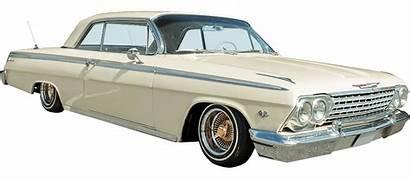 Impala 1962 Ss Chevrolet Hardtop Custom
