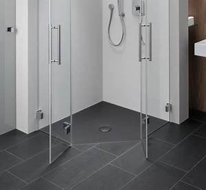 Bodengleiche Dusche Gefälle : bodengleiche duschen mit diesen modellen sind sie im trend my lovely bath magazin f r bad ~ Eleganceandgraceweddings.com Haus und Dekorationen