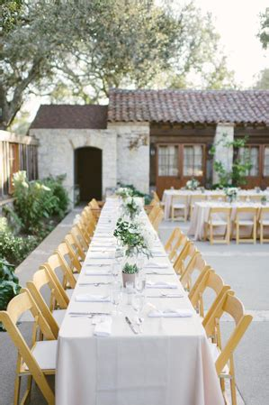 Holman Ranch Outdoor Wedding Once Wed