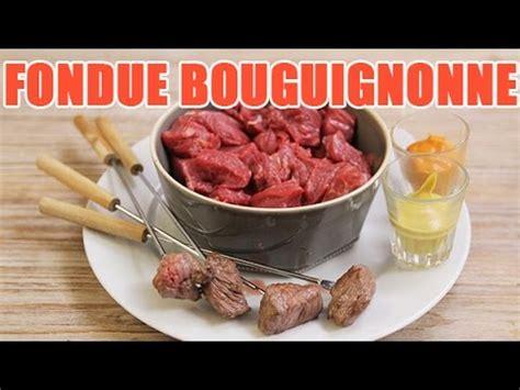 cuisine bourguignonne recettes recette authentique de fondue bourguignonne par notre chef