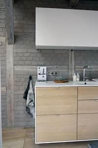 Ikea Arbeitsplatte Eiche : believe it or not ikea method k che individualisiert mit tischlerfronten in eiche und himacs ~ Markanthonyermac.com Haus und Dekorationen