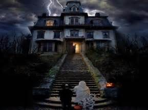 Scariest Halloween Attractions by Haunted House Halloween By Myjavier007 On Deviantart