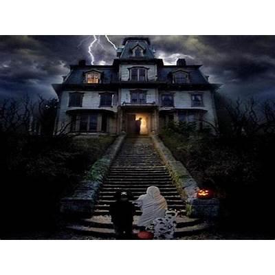 Haunted House Halloween by myjavier007 on DeviantArt