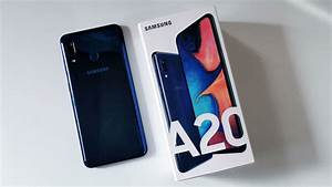 Samsung Galaxy A20 Review  Affordable Smartphone With