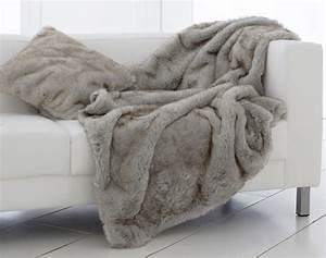 Plaid De Lit : plaid de lit chaud la plaid ~ Teatrodelosmanantiales.com Idées de Décoration