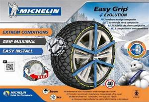 Michelin Easy Grip Evolution Avis : catene michelin composite easy grip evolution evo 6 auto line brescia ~ Farleysfitness.com Idées de Décoration