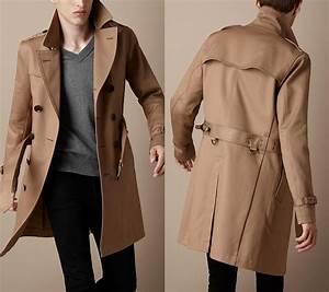 Trench Coat Burberry Homme : trench coat pour homme l 39 indispensable ~ Melissatoandfro.com Idées de Décoration