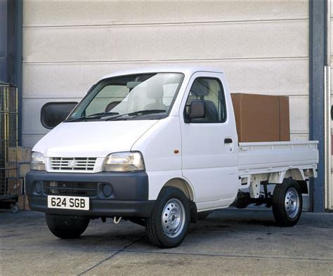 Review Suzuki Carry 1 5 Real by Used Suzuki Carry 99 05 Gallery Parkers