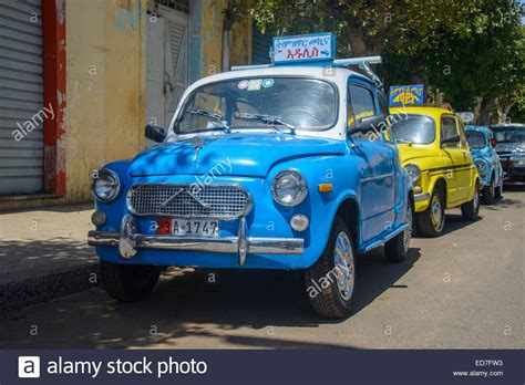 Government By Fiat by Fiat 500 Now Cars Of A Driving School Asmara