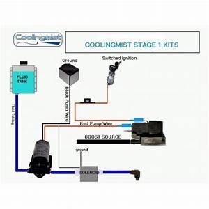 Stage  1  Kit  Water  Methanol  Injection  Kit  Boost  Aem