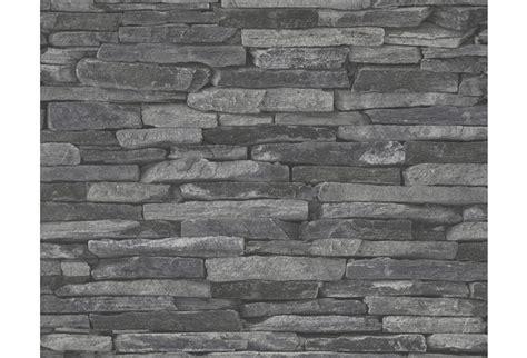 tapete schwarz grau as cr 233 ation mustertapete wood n tapete natursteinoptik grau schwarz hertie de
