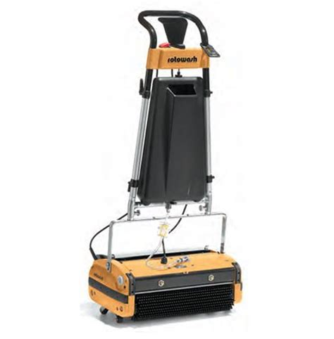 rotowash r45b floor scrubbing machine