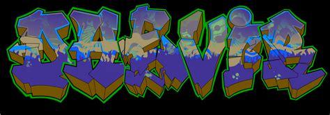 Graffiti Creator Kodiak : Cara Membuat Graffiti Secara Online