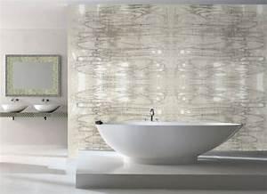 Tapeten Badezimmer Beispiele : feuchtraumtapete f r ihr badezimmer ~ Markanthonyermac.com Haus und Dekorationen