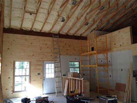 simple bathroom ideas one 80 000 this awesome 30 x 56 metal pole barn