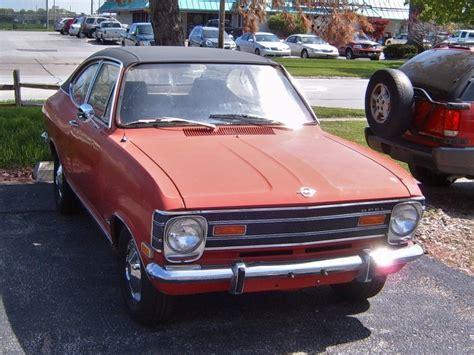 1969 Opel Kadett by Once Now Chalky Orange