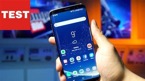 Samsung Galaxy S8 Im Test Die Neuerfindung Des